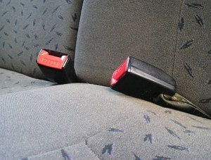 Why Safety Belts Should be Used In Back Seats