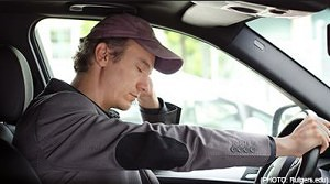 Drowsy Driving is Deadly Driving