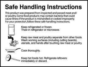 Safe Handling