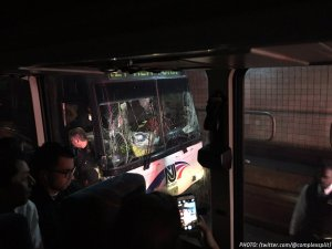 Buses Crash Inside Lincoln Tunnel, Driver Ticketed