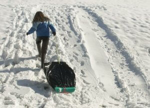 Doctors Plead for Safer Sledding