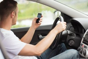 1 in 4 Drivers Were Using a Phone Before Crashing