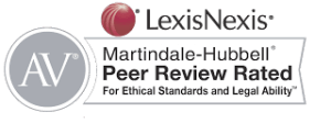 AV Rated, Martindale-Hubbell peer review rated lawyers
