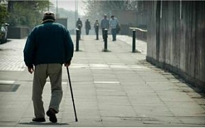 Risks Rise for Elderly Pedestrians