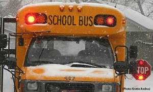 NY Student Dragged by School Bus