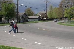 Where Vehicles Hit Children Most