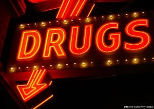 Drug Driving Incidents Getting High