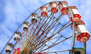 Amusement Park Rides Safety Off Track in August