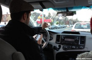 Study: 92% of Drivers Use a Phone While Driving