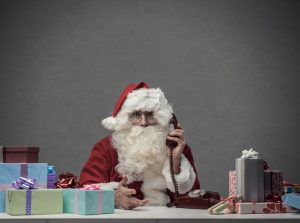 Even Santa Claus Needs To Call A New York Personal Injury Lawyer