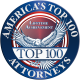 America's Top 100 Attorneys lifetime achievement