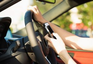 Accident attorney in Brooklyn explains what you can do if you've been hit by a distracted driver